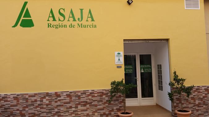 Nuevas oficinas de asaja en murcia asaja for Oficina de consumo murcia
